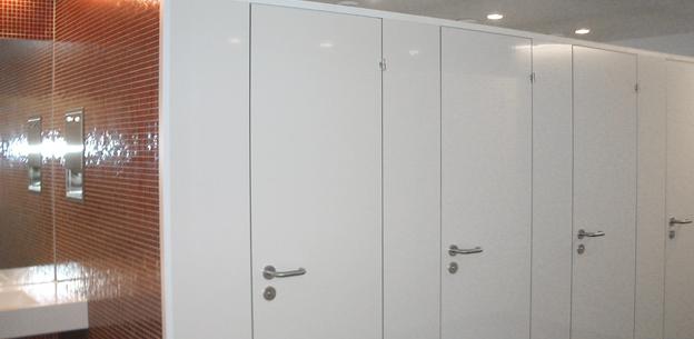 WC-Trennwände - Tschudin AG
